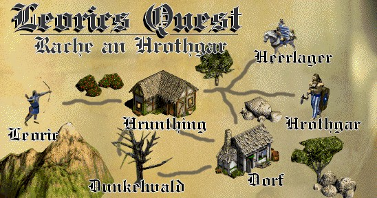 Aoe2_Leorics Quest
